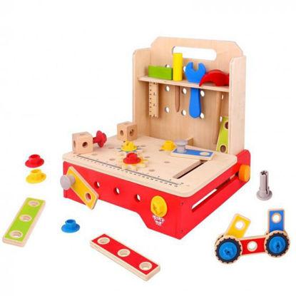 Wooden Foldable Workbench