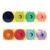 Picture of Playdoh Value Bundle 8 Tubs - Jungle & Ice-Cream
