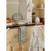 Picture of Cooksmart Double Oven Glove Country Floral