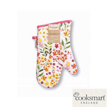 Picture of Cooksmart Single Oven Glove Bee Happy