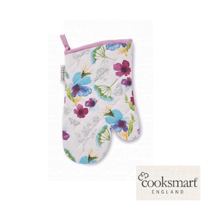 Picture of Cooksmart Single Oven Glove Chatsworth Flora