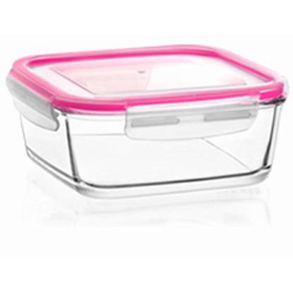 Picture of Lav Glass Container And Lock Lid 1150cc