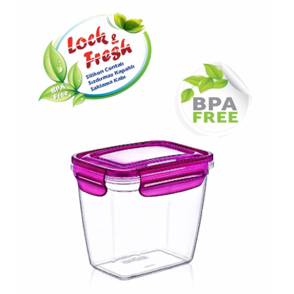 Picture of Lock & Fresh Rectangular Food Container 825ml