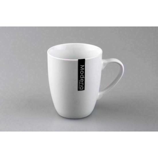 Picture of Modena Coupe Porcelain Mug 10oz