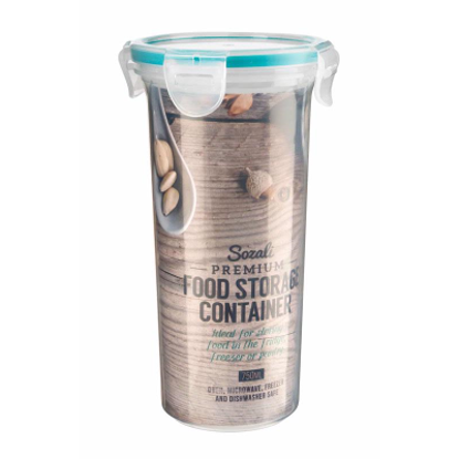 Picture of Sozali Round Tall Container 750ml