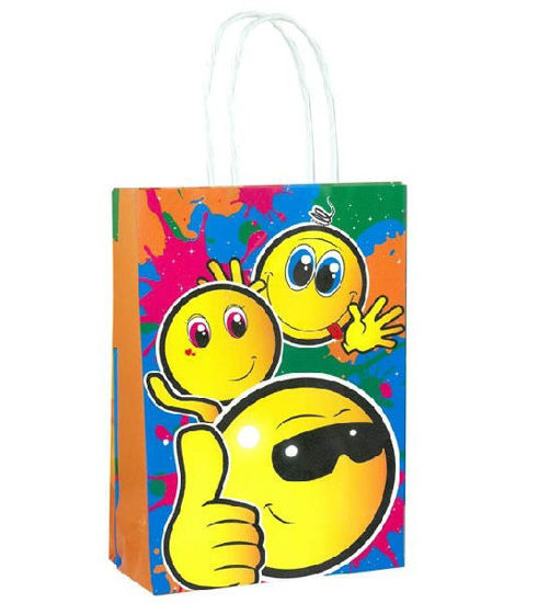 Smile Bags with Handles