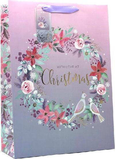 Wreath Extra Large Gift Bag