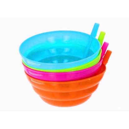 Sip-a-Bowl Colourful (Pack of 4)