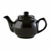 Price & Kensington Black  6 Cup Teapot