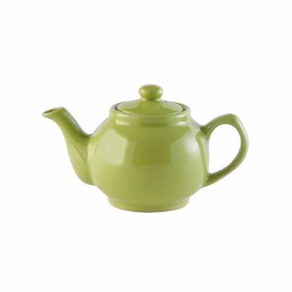 Price & Kensington Bright Green 2 Cup Teapot