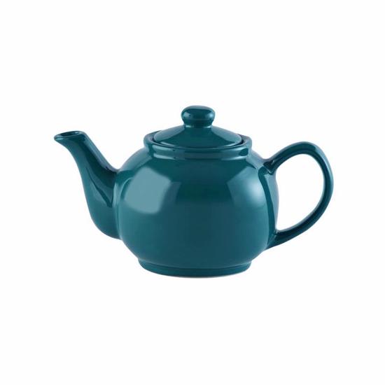 Price & Kensington Teal 2 Cup Teapot
