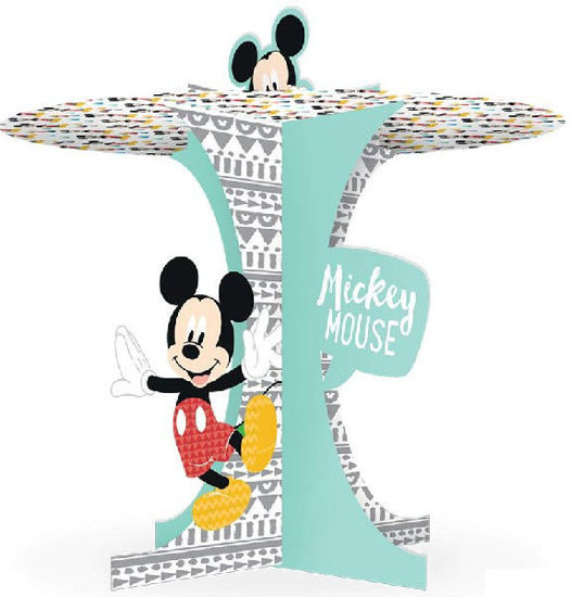 MICKEY AWESOME MOUSE CUPCAKE STAND